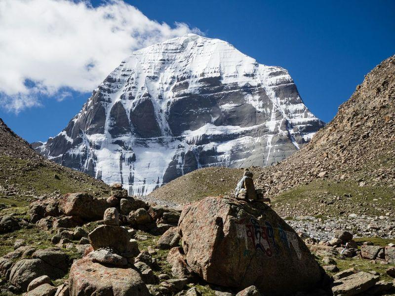 Mountains Tibet