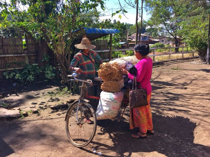 Celebrate Your Ride IPhoneography IPhone Bike Cycling Hsipaw Myanmar Snapseed