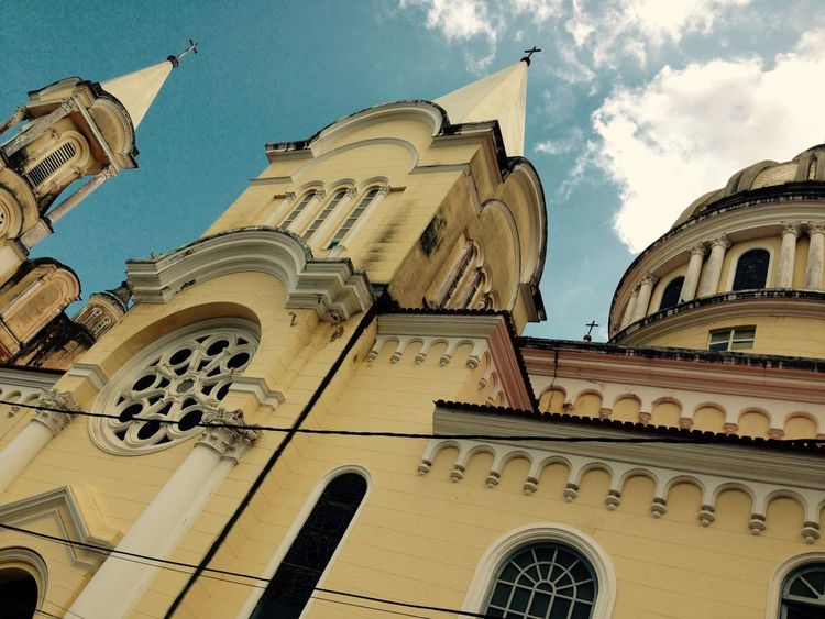 Hello World catedral...