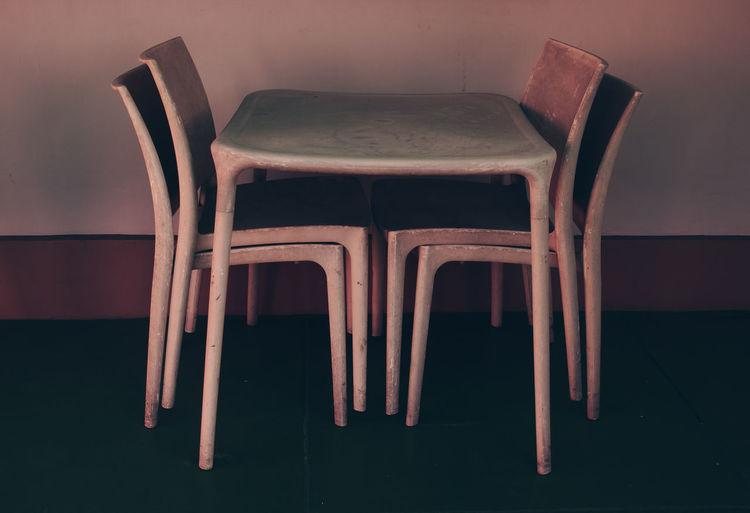 Stack em Chair Table No People Indoors  Textured  Olympus OLYMPUS PEN E-P3 The Portraitist - 2017 EyeEm Awards Bellagio Residences, Manila Abstract EyeEm Best Shots