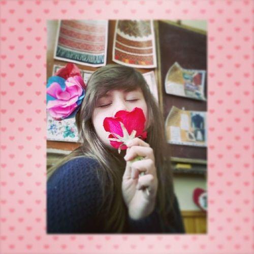 My Valentine's Day at school ??