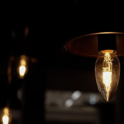 Bulb Lightbulb Lamp Copper  Shallow Depth Of Field Filament Dubai