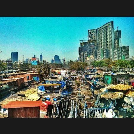 Mumbai Dhobi Ghat Mahalaxmi sunnydaysummer