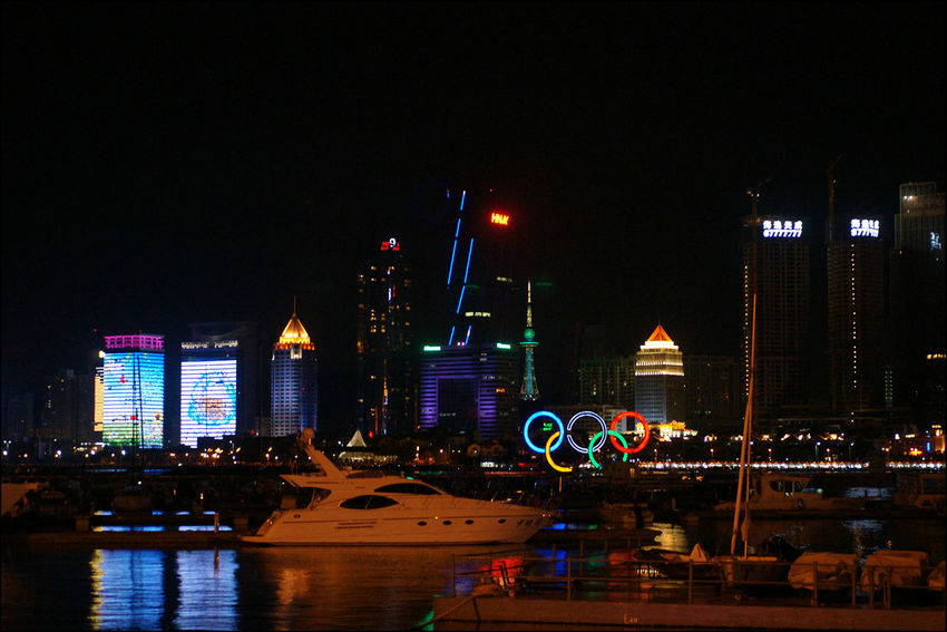 A700 Qingdao Nightphotography China