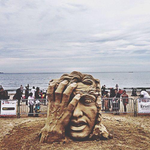 Sand Sculpting Festival Revere Beach AsDigiClicks Boston EyeEm Best Shots