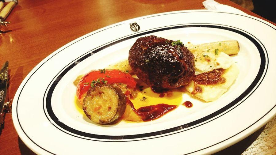 ハンバーグ Hamburger Steak 昼ごはん Lunch