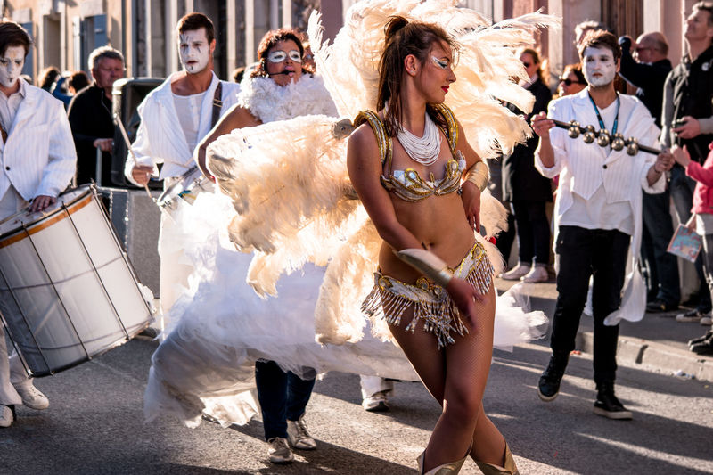 Carnaval Celebration Dance Day Fitougraphie Happiness Laurent Vankilsdonk Leucate Lifestyles Outdoors Women Young Women