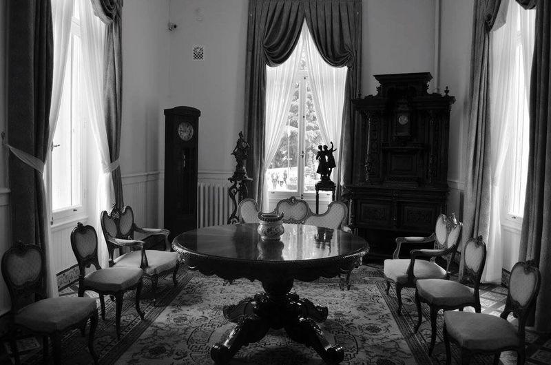 Nostalgia Nostalgic  Untold Stories Old Light And Shadow Furnitures Furniture Design Old House Table Table And Chairs Chair Clock Nostalgic Place Still Life Blackandwhite Monochrome Monochromatic EyeEm Black&white! Nikon Nikonphotography