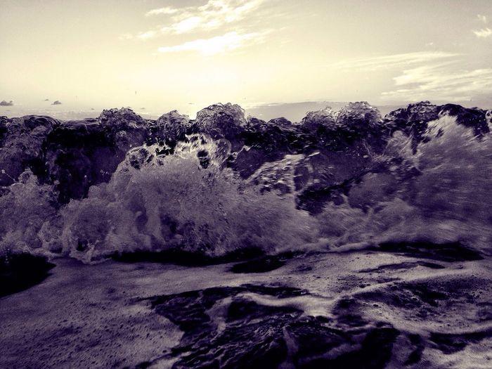 Where waves