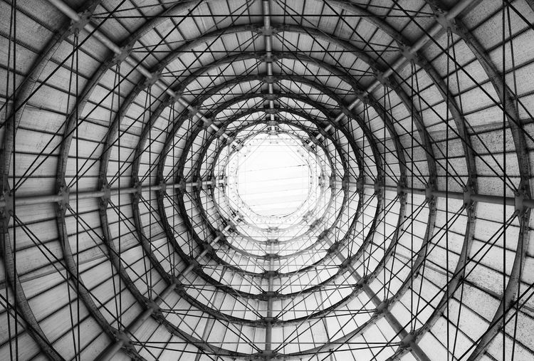 Vortex Abstract Photography Architecture Built Structure Circle Concentric Indoors  Pattern Symmetry