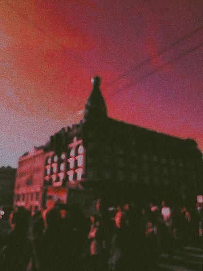 лето вдохновение Закат розовоенебо петербург Питер