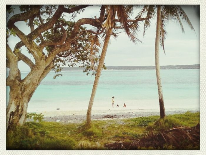 My Children Love My Family ❤ Beach Lifou 2014