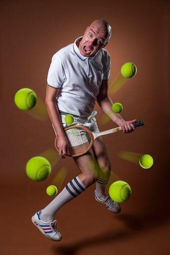 Revange Revange Tennis 🎾 Tenniscourt Tennisplayer Tennisball