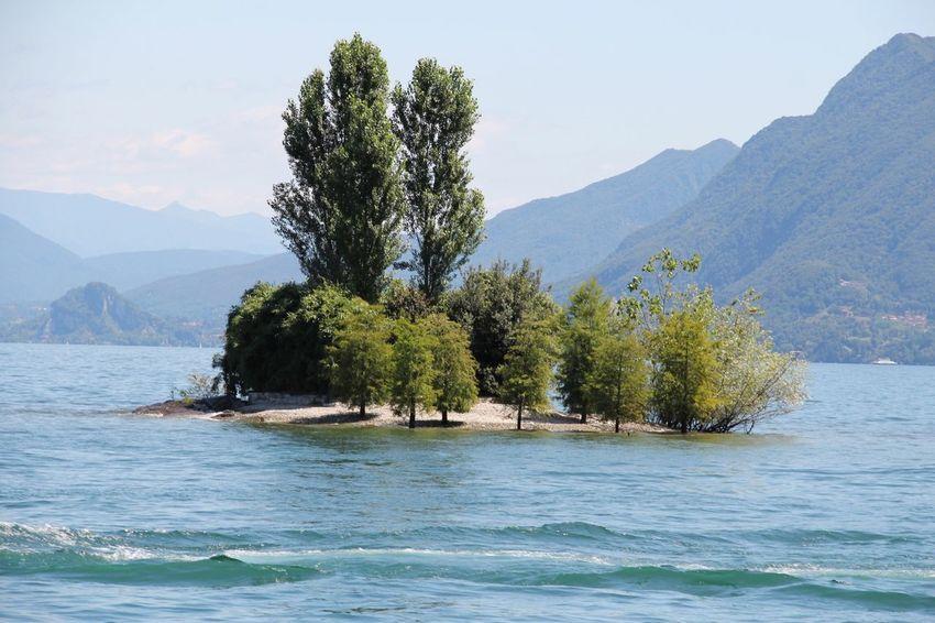 Island @lagomaggiore Smallisbeautiful