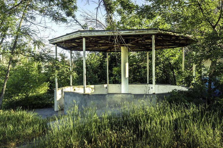 Pavillon in