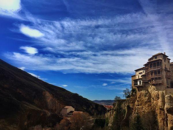 Casas Colgantes Cuenca