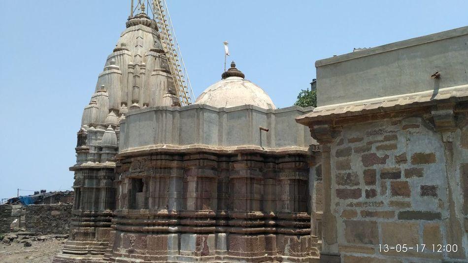 Pawagadh jain temple