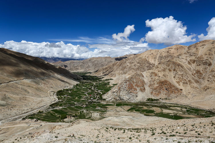 Farm Ladakh Tibetan Buddhism Travel Photography Travelogue Chemrey Himalaya Settlement Tibetan  Travel Destinations