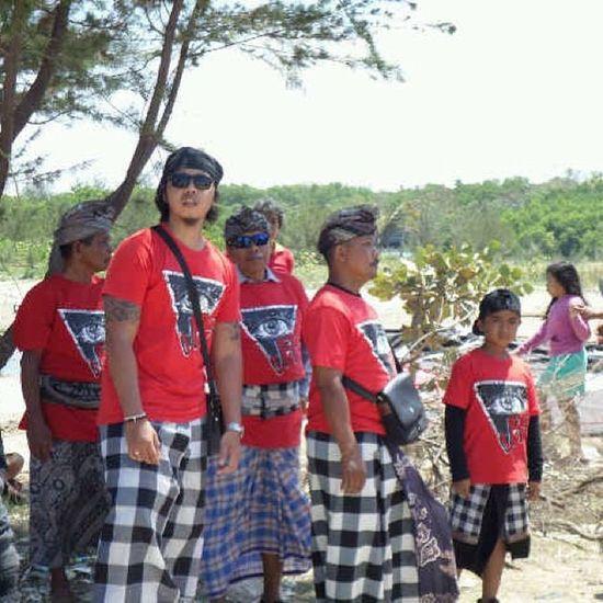 Melayangan @merta sari Sanur Kite Layangan Bali