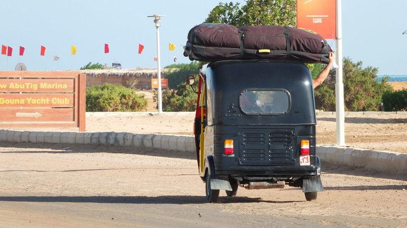 Holiday Improvisation Land Vehicle Mode Of Transport Toktok Transportation TukTuk Taxi