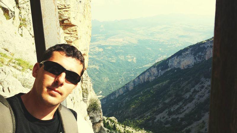 That's Me People Of EyeEm Happy People Summer Trip Italy Fara San Msrtino Selfie ✌ Self Portrait Summer Travel