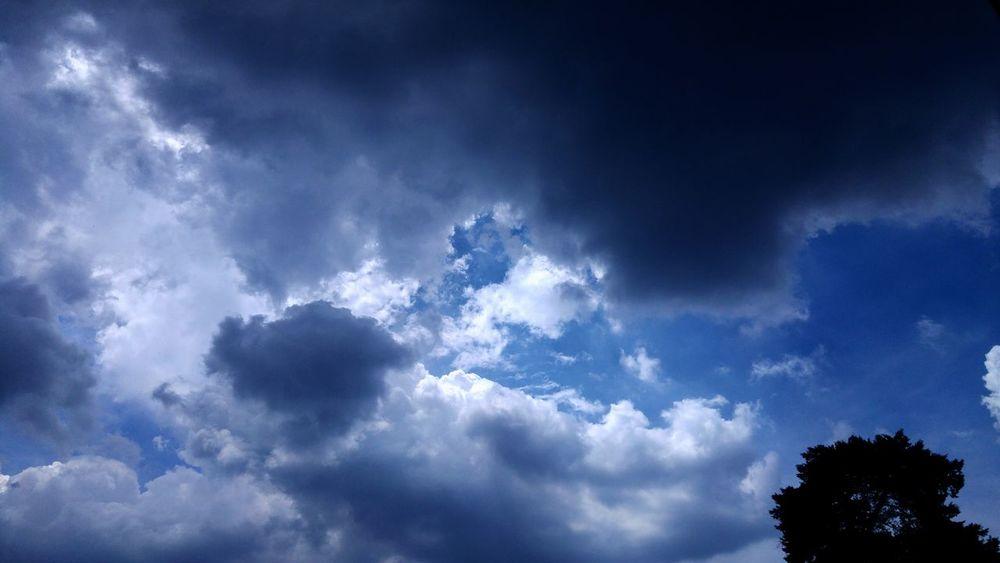 Itwillrain Gray Clouds Guatemala