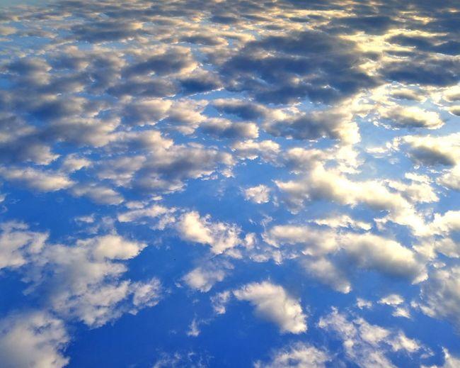 Clouds floor.
