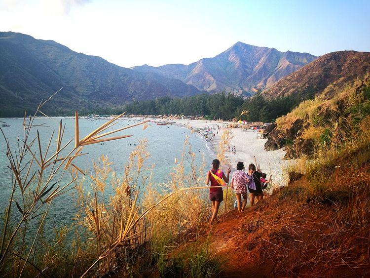 Journey to paradise NagsasaCove Philippines Nature Travel Mountain Lifestyles Sky Nature Outdoors Summer ☀ Summer Enjoying Life