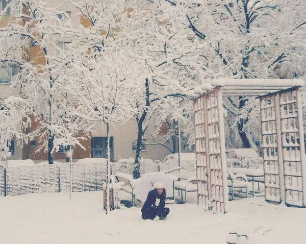 EyeEm Best Shots Wintertime Snow Time :) Christmas Time