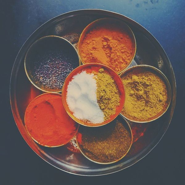 Secret of Indian recipes.. Whpcolorfulcooking Voyagediaries Ftwotw Madeforsquare India Food Instafood Indian Afadingworld