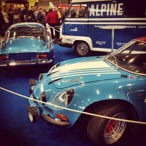 Alpinea110 Renault Vintage