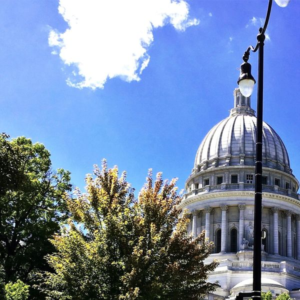 Capitol Moment. Dome Architecture Sky Check This Out