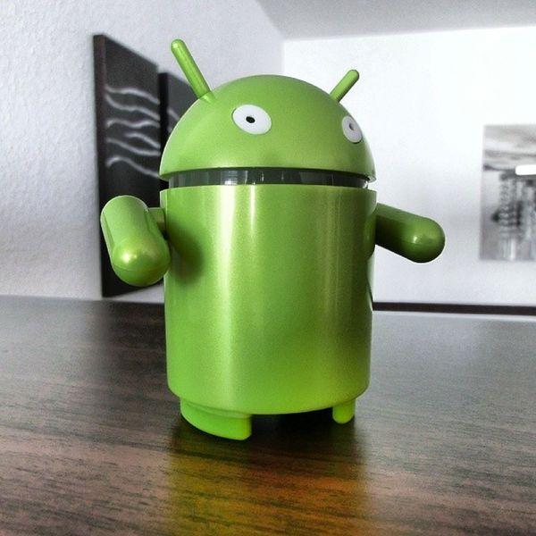 Androidfigur Android Figur Lautsprecher BluetoothLautsprecher BluetoothWirelessSpeaker BluetoothSpeaker
