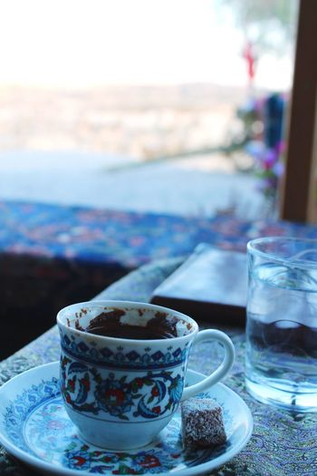 Turkishcoffee Coffe Cappadocia Capadokia,Turkey Traveling Photography