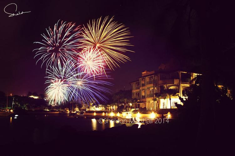 Happy New Year! NEXTshotPhotos Barbados Nightsky Eye4photography