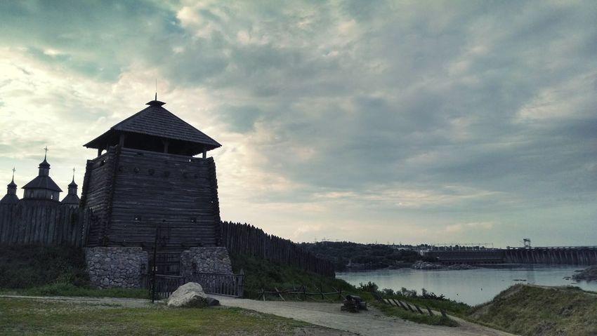Zaporozhye Sich Fort Khortitsa