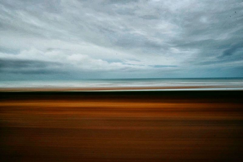 Landscape by car Landscape Sea Sea And Sky Long Exposure Normandie