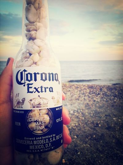 Will you be my corona and lime? And I will be your main squeeze. Corona Beach The Best Party