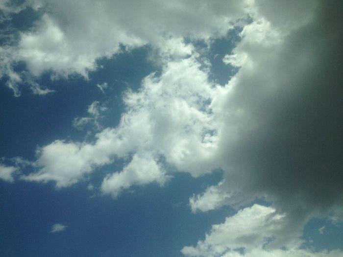 Clouds And Sky 新疆的云。位于 沙湾县