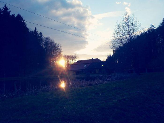 Evening Sunshine♡ Enjoying Life Relaxing