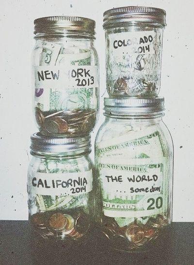 Saving up for Cali trip Cali Starting A Trip