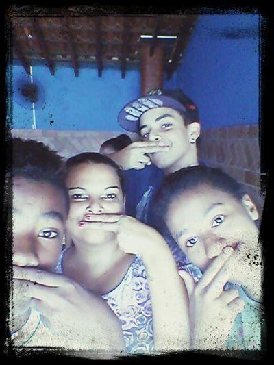 bigode grosso haha ;) familia <3 ♡