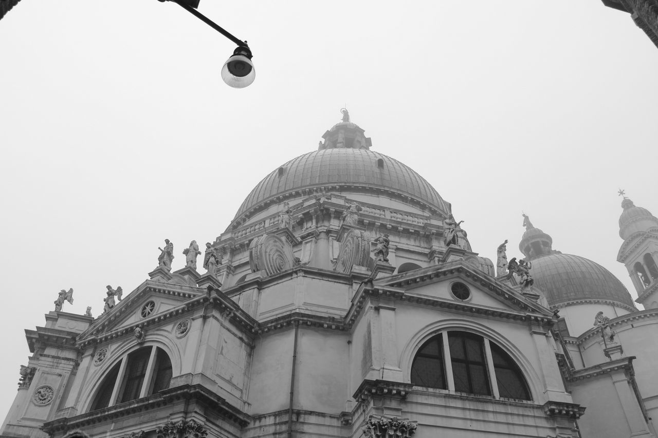 building exterior, architecture, built structure, dome, sky, low angle view, building, clear sky, travel, place of worship, history, belief, no people, the past, travel destinations, religion, nature, day, tourism, arch, outdoors, ornate