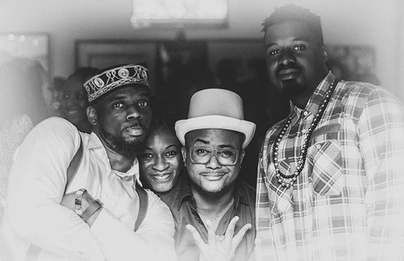 Goodtimes with friends GoodTimes Friends Party Nightlife Night Africanwoman AfricanMen Men Getdressed Classic Dandy Portraits Follow Cute Look Follow_me Beautiful Blackandwhitephotography Summer