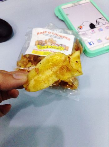 Banana and camote chips.... Super delicious.... 😋😋😋 Taking Photos Enjoying Life Filipino Pride✌ Filipinofood Filipinofoodlover Filipino Style Filipinodessert Filipino Wanderlust Filipinosbelike