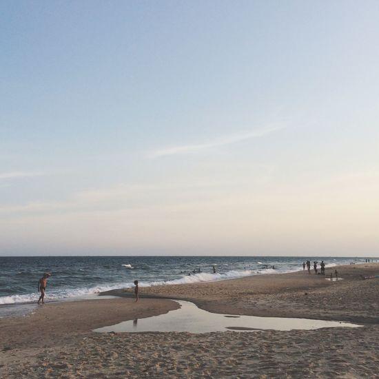 IPhoneography People People Watching Beach Beachphotography Sea Travel Enjoying The Sun Relaxing Vietnam
