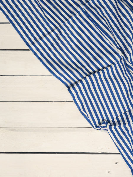 Table cloth on white wood Stripes Wood Architecture Backdrop Backgrounds Day Flooring Full Frame Hardwood Floor High Angle View Indoors  Nature No People Pattern Plank Striped Stripy Cat Sunlight Tablecloth Textile Wall - Building Feature White Color Wood Wood - Material