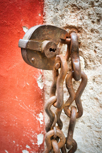 Lock Rusty