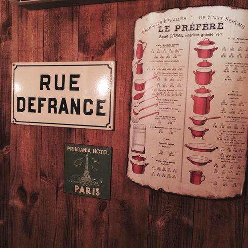 Preference Bar Drinks Paris Rue Defrance
