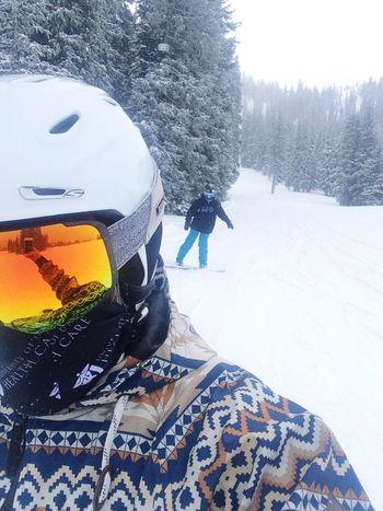 Snowboarding Utah Brighton Skiing Slopes Slopestyle